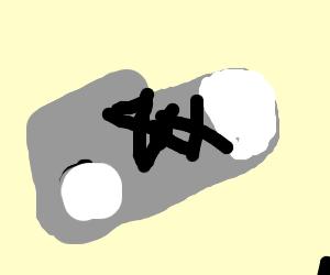 Cool grey shoe