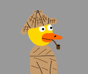 The great duck detective