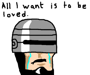 Robocop needs love too