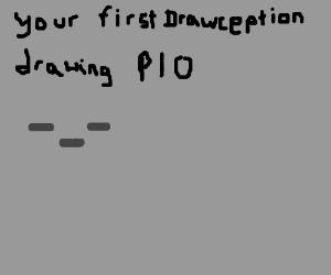 Your first frame p.i.o