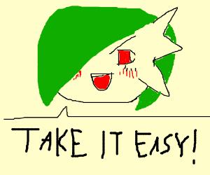 Gardivoir: take it easy