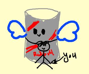 Redbull cares for you