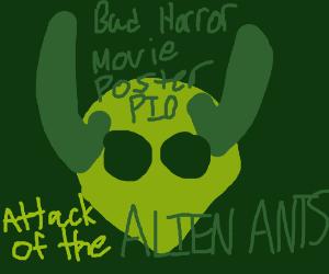 Bad Horror Movie Poster PIO