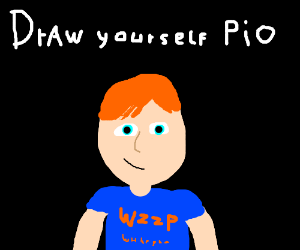 Draw yourself PIO