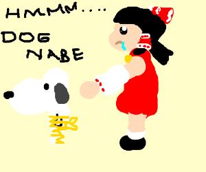 Somebody Catch Snoopy!