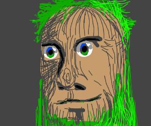 Tree Beard Man