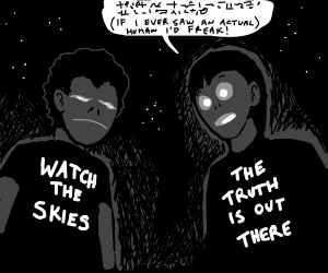 Maybe we are the aliens??!!!?????