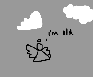 senior citizen angel