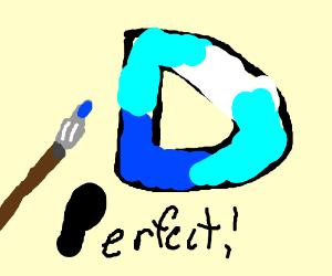 artist draws drawception logo