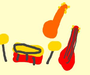 A band