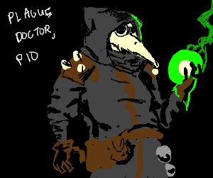 Plague Doctor PIO