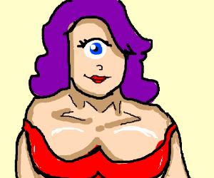 Female Cyclops