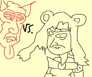 Sailor Moon and the Japanese Satan