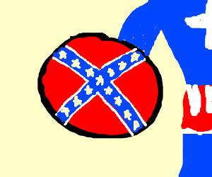 Captain Confederate