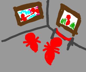 ant art gallery