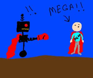 SUPER FIGHTING ROBOT!! MEGA MAN!!
