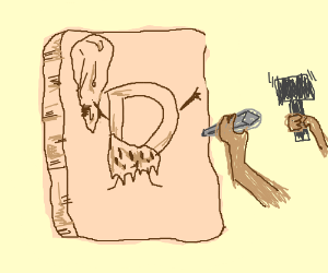 Ancient Drawception
