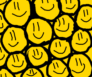 Too many Smilies