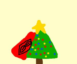 Super Christmas tree