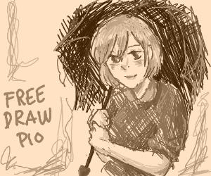 free draws pio