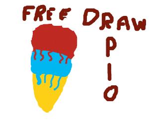 Free Draw PIO (HANA NO! No Snacks After 12PM!)