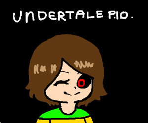 undertale pio [toby is so fking rich]