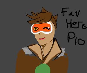 Favourite Overwatch Hero PIO