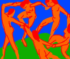 Dance II (Henri Matisse painting)