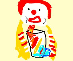 McDonald's Fire & Ice