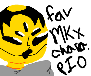 Fav MKX character pio