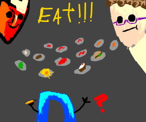 drawception d cant decide what to eat
