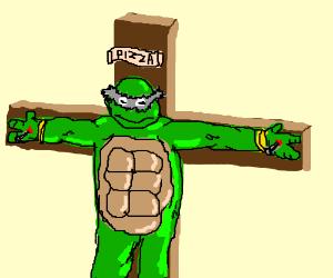 Teenage Mutant Ninja Jesus