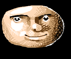 uncomfortably realistic lenny face