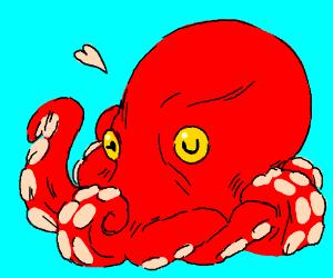 Sexy Octoling (Splatoon) (pass it on)
