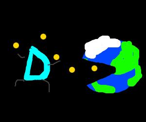 Drawception Feeds The World