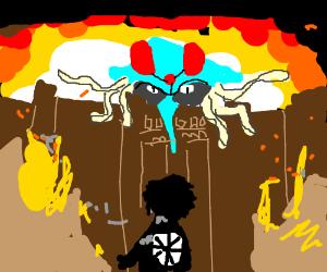 Attack on Tentacruel