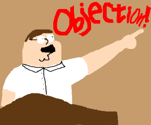Peter Griffin: Ace Attorney
