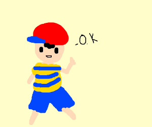 """Ness """"O.K."""""""