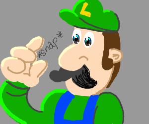 Luigi finally snaps