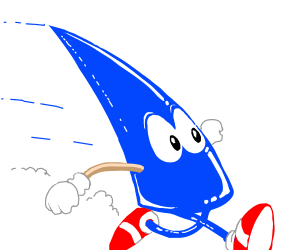 Sonic the cone