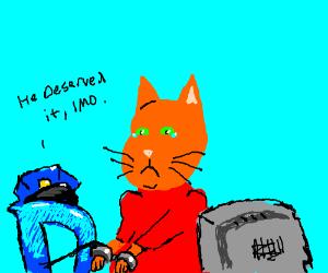 SEO Improvement Cat got limited. Laugh @ him!