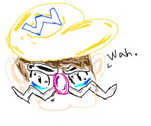 Wario in anime (WAH!)