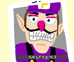 Waluigi Selfie