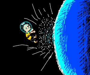 Charlie Brown in Gravity remake
