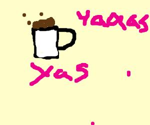 cafe la' faggo'