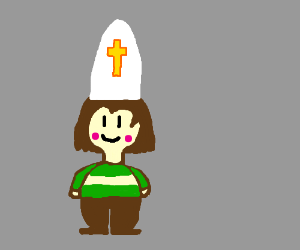 chara is now a priest