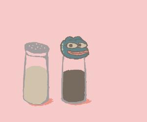 Salt and Pepe