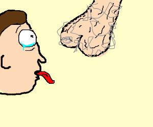 lick my balls