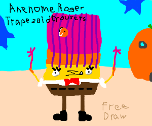 Just have fun drawing  (this is a free draw)