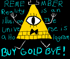 The Almighty Dorito Demon Lord Bill Cipher
